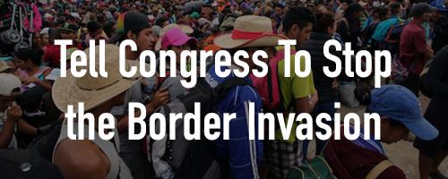 Stop the Border Invasion!