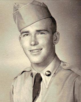 Melvin A. Albrecht, Sgt.