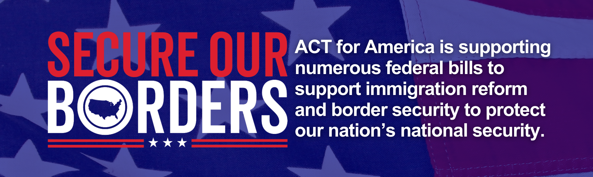 Secure Our Borders