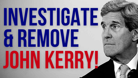Investigate and remove Kerry